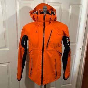 RLX Ralph Lauren jacket orange medium Reflective